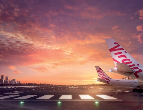 A message to customers with Virgin Australia bookings and credit