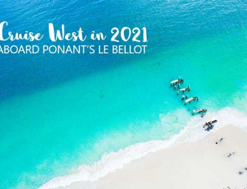 Cruise West in 2021 with Ponant