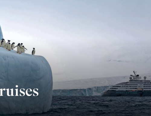 Snapshot of Scenic Eclipse's First Antarctica Season